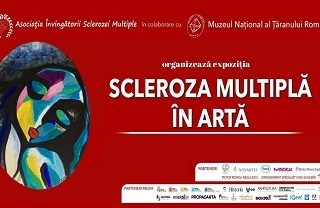 """Scleroza multipla in arta"" expozitie cu lucrari realizate de pacienti #MSconnections"