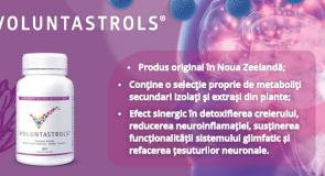 Voluntastrols® suport în neuroinflamație și depresie