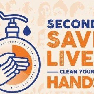 Ziua mondială a igienei mâinilor în 2021
