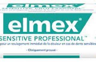 Putem obtine calmarea imediata* si de durata a durerii dintilor sensibili cu pasta de dinti Elmex Sensitive Professional