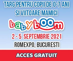 Baby Boom Show – lansări în premieră şi experienţe unice