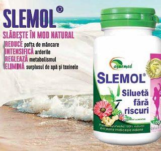 SLEMOL – Slăbește în mod sănătos și bucură-te de silueta ta