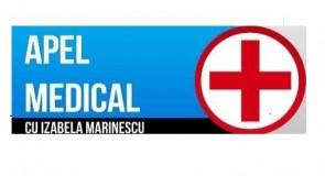 Apel Medical cu Izabela Marinescu!!!