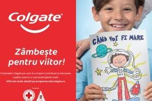 """Webinare educative gratuite pentru sanatatea dintilor copiilor – campania """"Zambeste pentru viitor"""""""