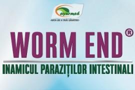 WORM END – Principii Ayurvedice în combaterea paraziților pe cale naturală
